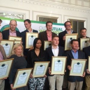 Old Mutual Trophy 2016 - Gold winners