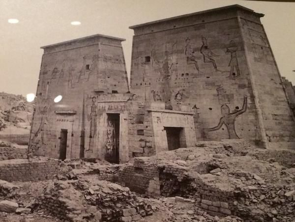 Temple of Isis at Philae