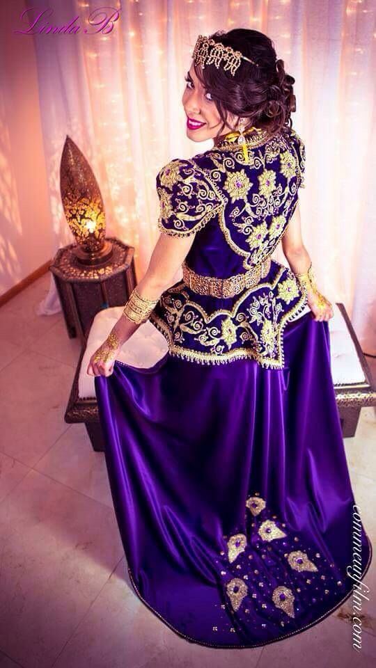 j'adore la veste elle juste majestueuse, SUBLIME, avec un pantalon ça aurait été mieux, Algerian dress