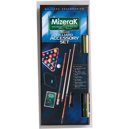 Mizerak P0607 Deluxe Billiard Accessory Kit
