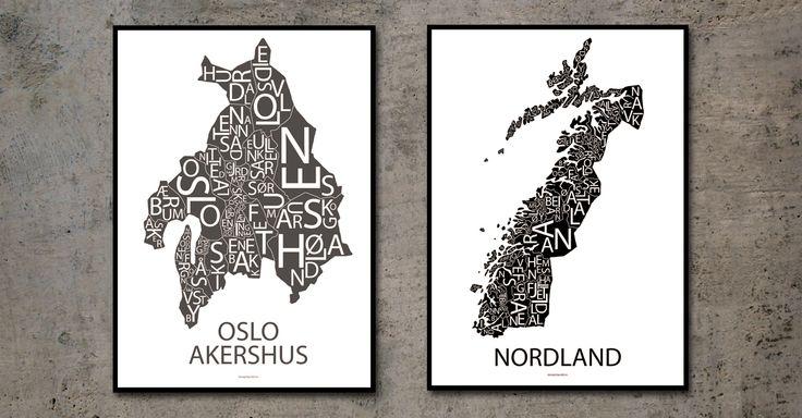 Oslo & Akershus & Nordland