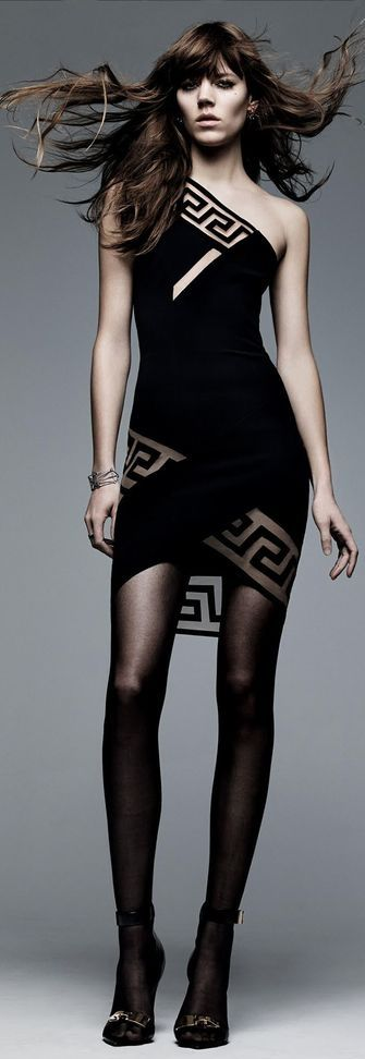 Freja Beha Erichsen in Versace by Craig McDean for Vogue China April 2015