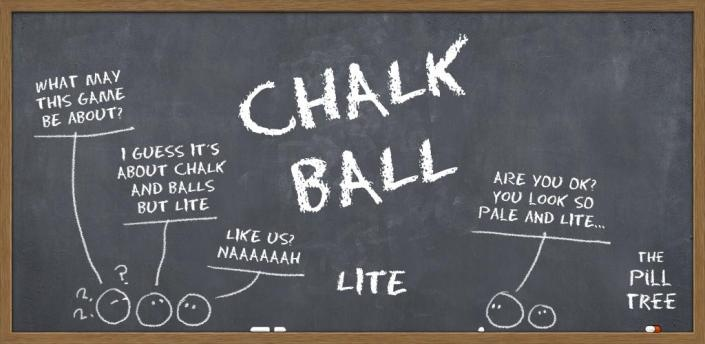 Chalk Ball. My absolute favorite Android app game.