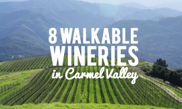 Welcome to Carmel Valley. Located 20 miles inland from Carmel-by-the-Sea is a charming, rustic village that now has over 20 local wineries and tasting rooms