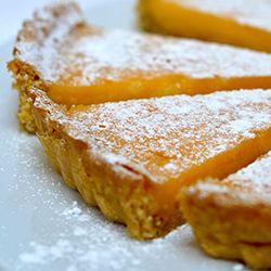 Tarte Au Citron - short crust pastry
