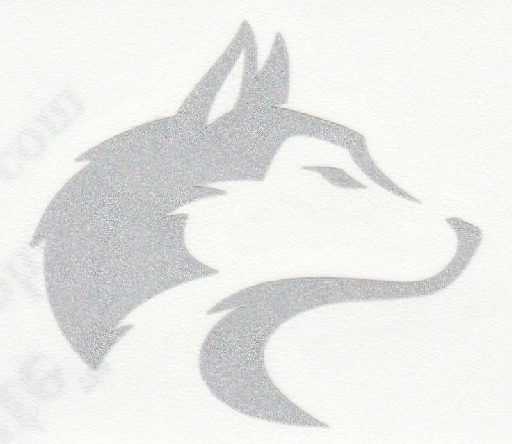Washington Huskies Inch Reflective Fire Helmet Decal Sticker - Reflective helmet decals stickers