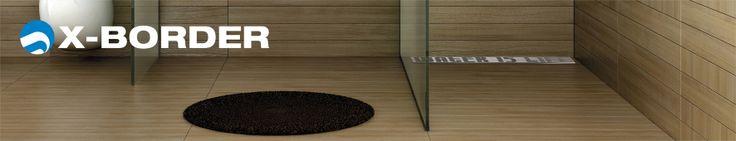 Valsir Floor Level Shower Systems   Sistemi doccia a filo pavimento