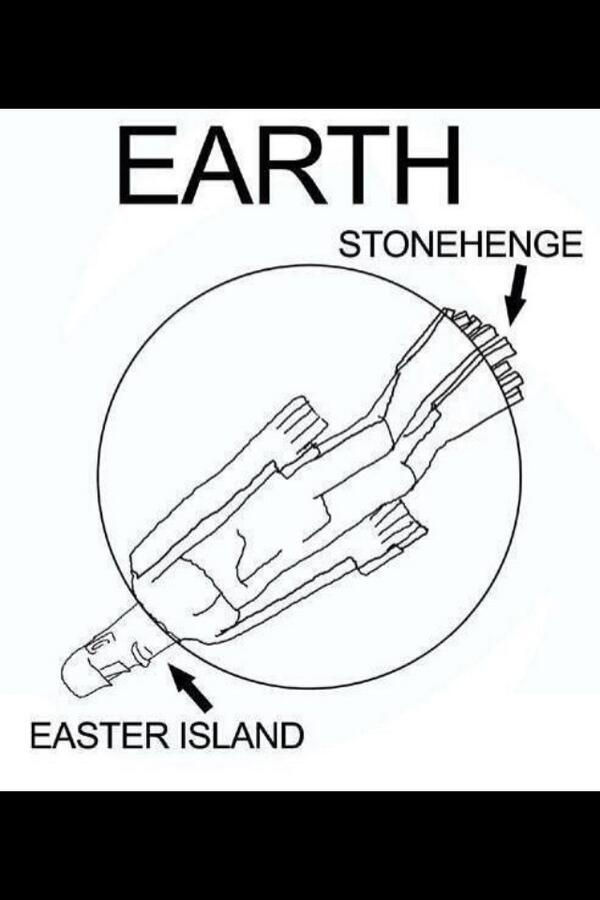 Another great mystery of the world solved!
