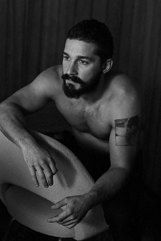 """"""" I've been a runner my whole life, running from myself. Whether to movies or drinking and drugging or fucking calamity or whatever it is, I've always been running. """" shia labeouf by..."""