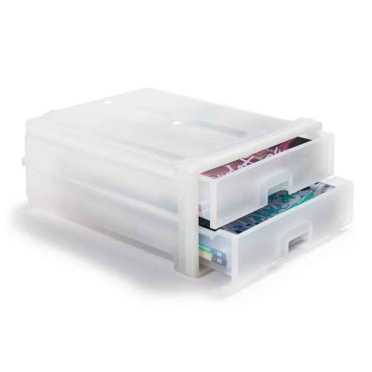 Parallel 2 Drawer Cabinet | Kmart