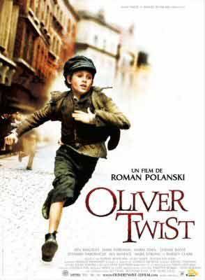 O menino órfão que encantou nossos corações . Uma versão de Roman Polanski para o menino criado por Charles Dickens na obra homônima . 5 olhos _ abril _ by P!v