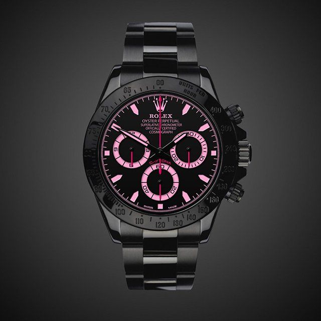 Rolex Daytona Vale by Titan Black - If I only had $20k I didn't know what to do with...