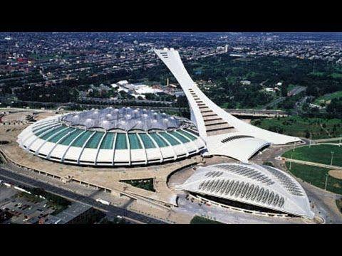 Les Grands Projets Québécois - Le Stade Olympique de Montréal - YouTube