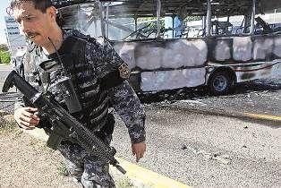 Fallece policía federal lesionada en hechos de Jalisco el 1 de mayo - http://www.tvacapulco.com/fallece-policia-federal-lesionada-en-hechos-de-jalisco-el-1-de-mayo/
