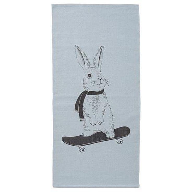 tapis lapin skate bloomingville