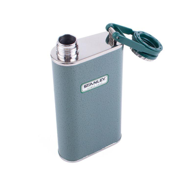 Stanley Pocket Flask Green