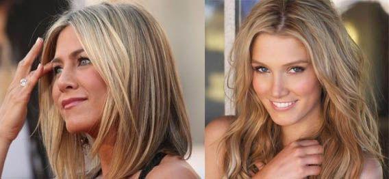Мелирование сверху покраска волос