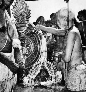 Mahaperiyava at Tirupati