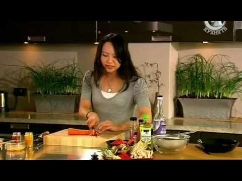 Китайская кухня -- это легко.  Блюда с лапшой.