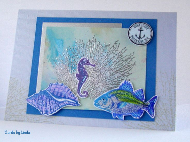 Embossing and stamping