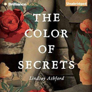 The Color of Secrets by Lindsay Ashford » AudioGals-- Not CF. Has some cursing and a couple romantic scenes, but overall good. 4 stars.