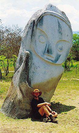Sulawesi megaliths