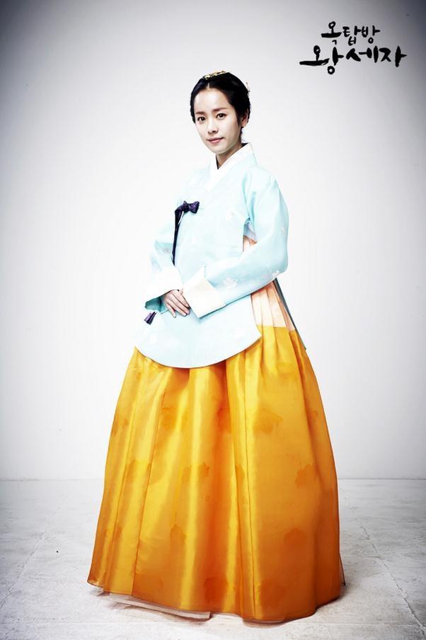 K-pop Stars on Han Bok!!! Han Ji Min