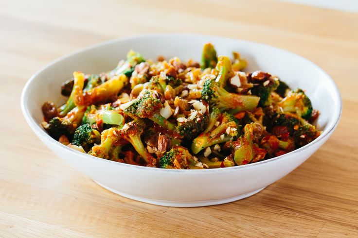 Let This Broccoli Side Dish Ignite Your Senses — 5-Minute Side Dishes