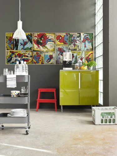 1000 id es propos de poster xxl mural sur pinterest for Pochoir mural xxl