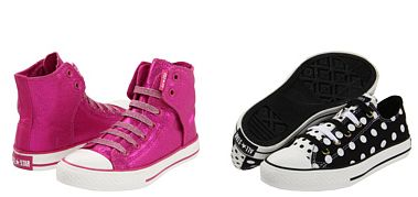 6pm.com: Kids Converse Shoes As Low As $11.99 Shipped
