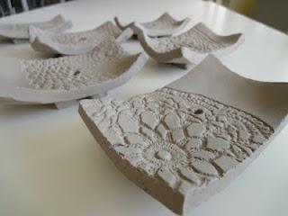 arteascuola: I portasapone in ceramica!
