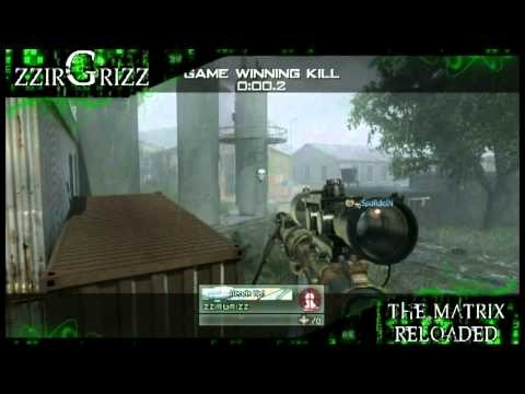 zzirGrizz The Matrix Reloaded Montage Full