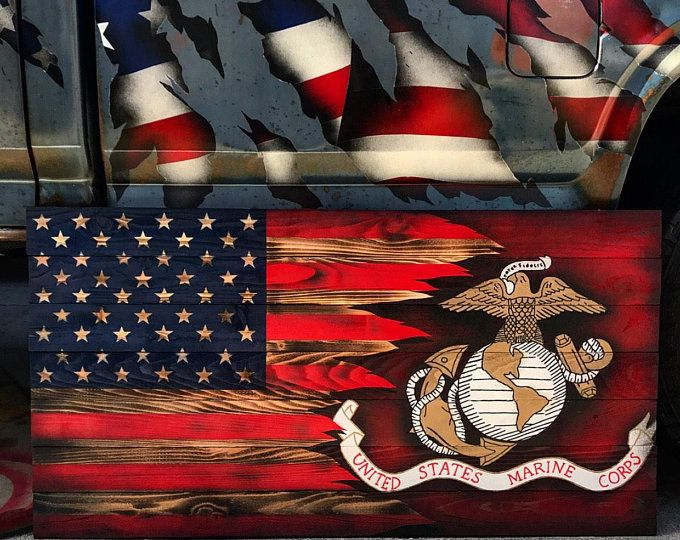 Wood Gadsen Flag Don T Tread On Me Usa Flag 4ftx2ft Wall Etsy American Flag Wall Art American Flag Wood Wooden Flag