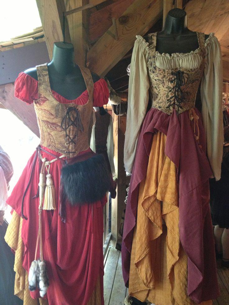 Lovely Ren Faire Wear