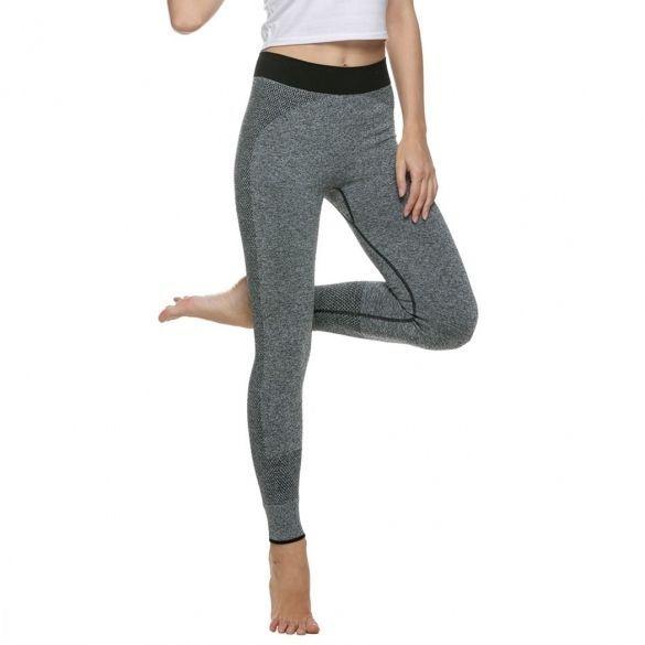 New Women's Fashion Elastic Yoga Sports Exercise Fitness Gym Slim Pants Leggings | eBay
