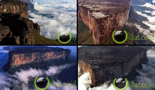 5 Batu yang paling Tinggi dan Terbesar di Dunia