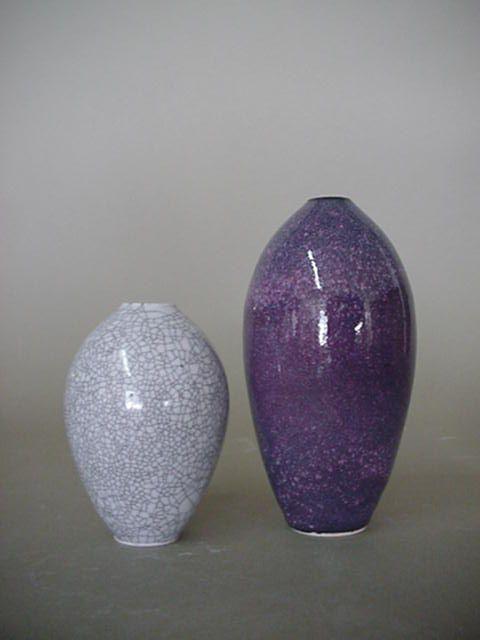 Elsa Rady - 2 ceramic vases
