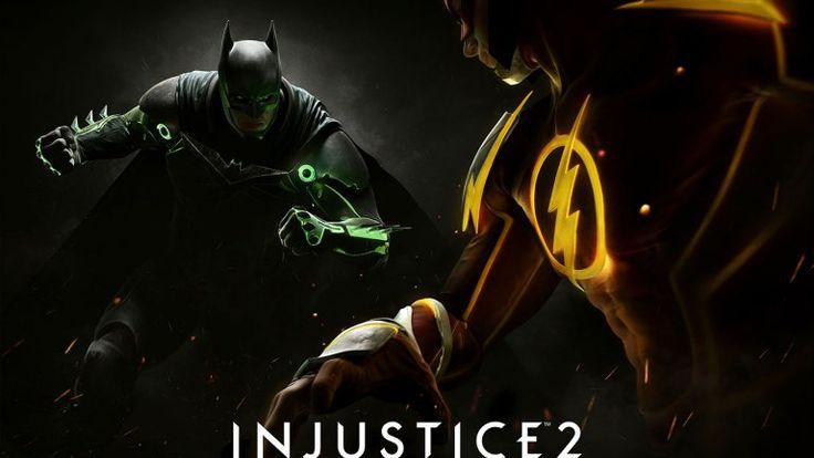 Injustice 2 Gameplay Trailer Reveals Favorite Comic Heroes