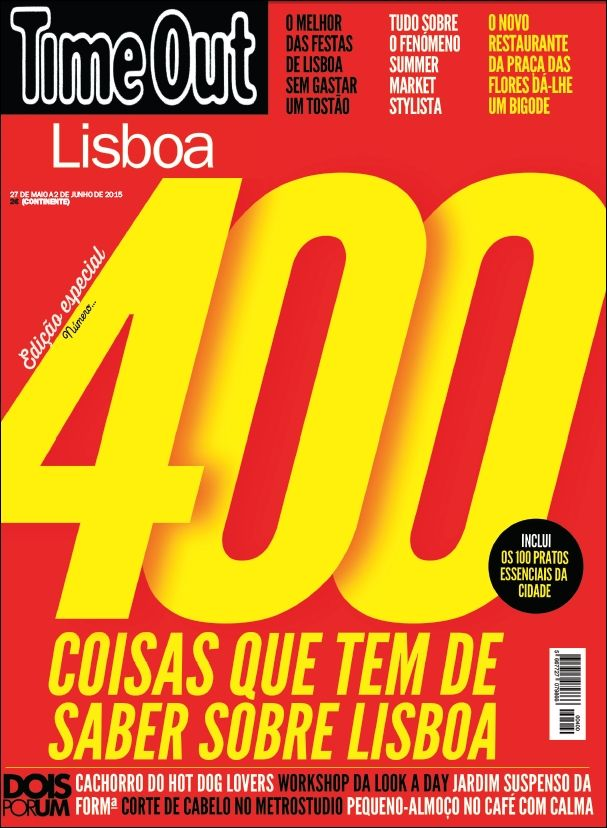 N400- 27 June to 2 July-400 things you should know about Lisbon