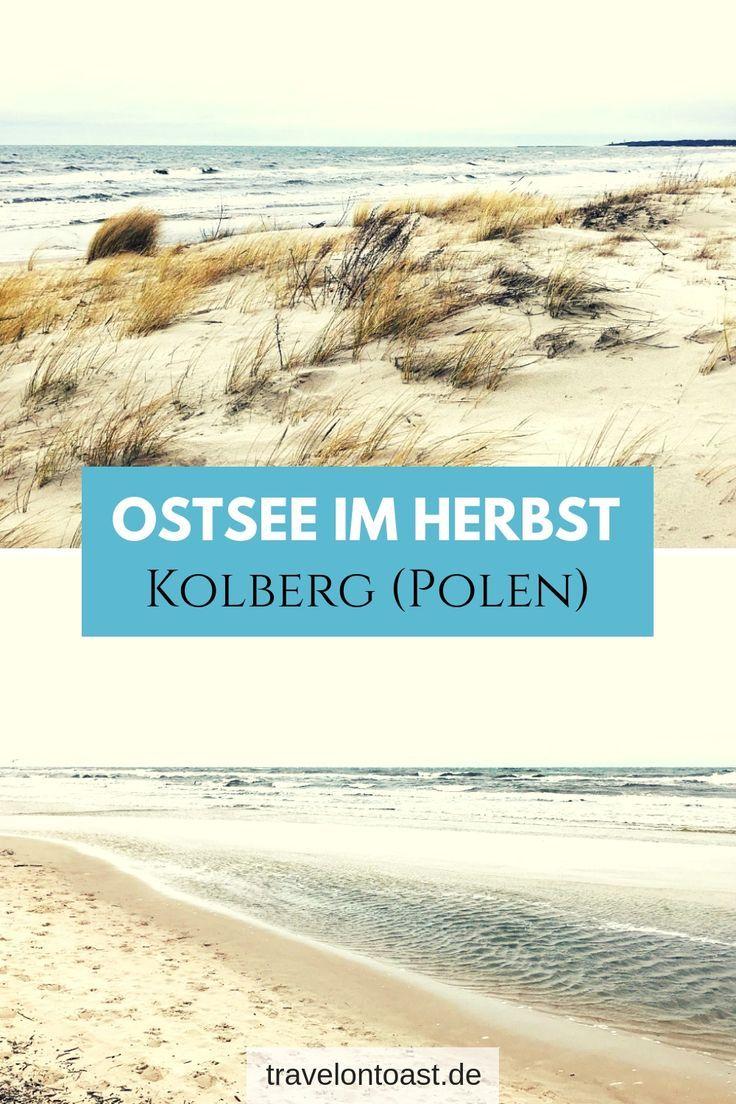 Polnische Ostsee Kolberg Urlaub 2020 Erfahrungen Und Tipps Travel On Toast Urlaub Im Herbst Ostsee Urlaub Urlaub