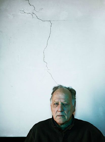 Werner Herzog is a German filmmaker known for being a maverick in both narrative and documentary film. He's marvelous.