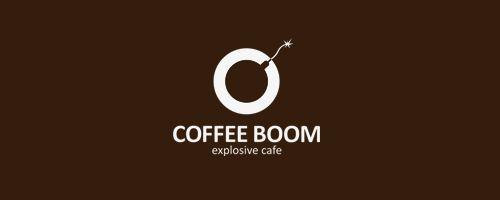 Coffee Boom Logo