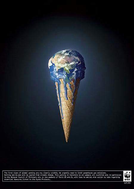 The first signs of global warming are here and undeniable - WWF