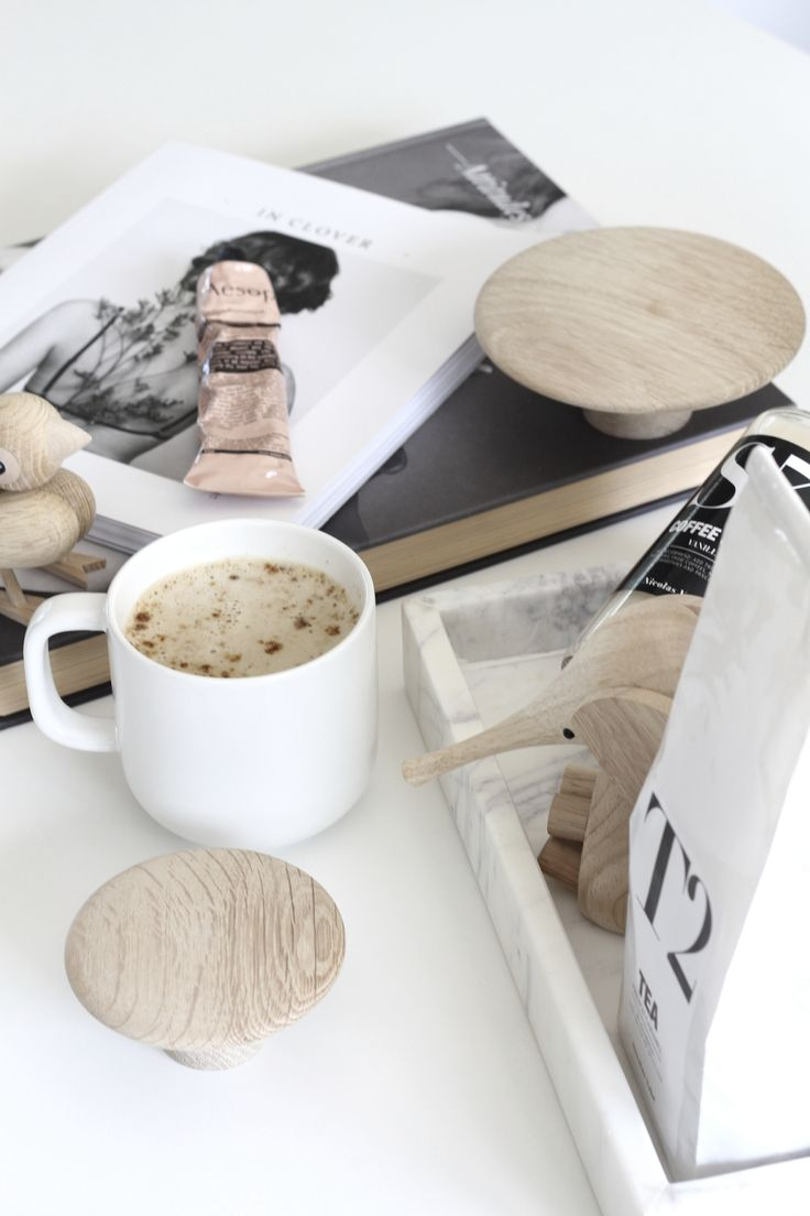 A touch of marble | Blog post by Blonde & Bone