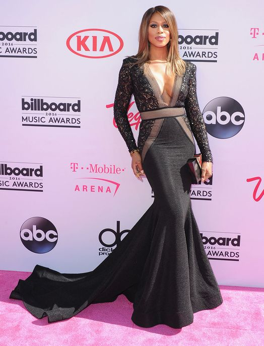Laverne Cox aux Billboard Music Awards 2016