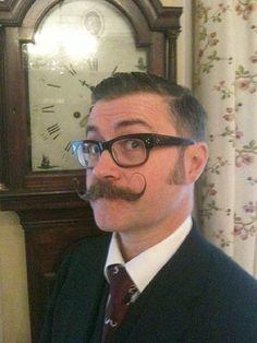 1000 Ideas About Handlebar Mustache On Pinterest