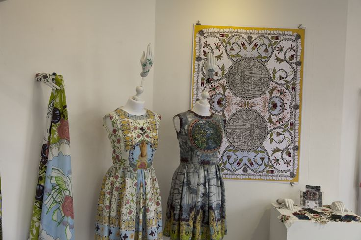 Floral/Tapestry/Digital Textiles/ Historical Embroidery