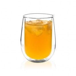 Szklanka z podwójną ścianką Amo 200 ml Vialli Design | Decorto