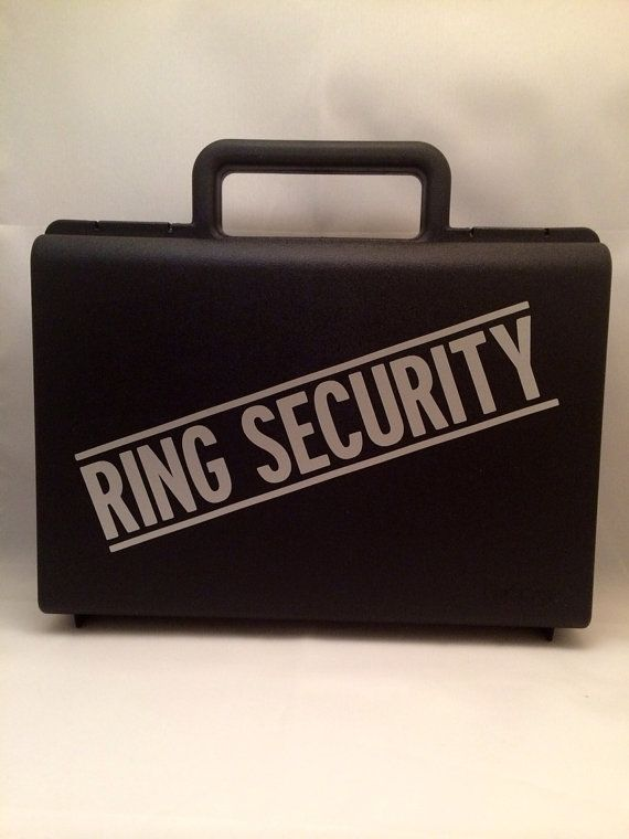 Hey, I found this really awesome Etsy listing at https://www.etsy.com/listing/231769192/ring-bearer-briefcase-ring-security-case