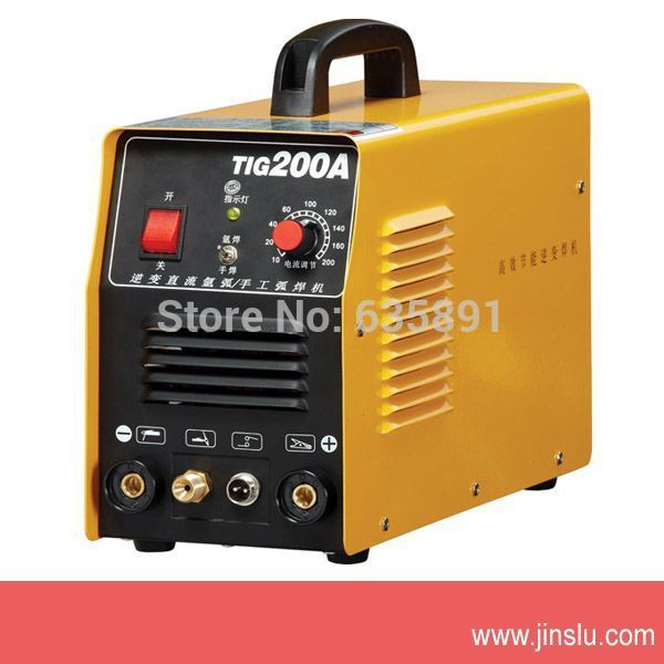 ==> [Free Shipping] Buy Best DC Inverter welding equipment TIG welding machine TIG200A welder Wholesale & retail Online with LOWEST Price | 32321497262
